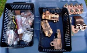 Heavy duty electrical Supplies for sale  (LOT)
