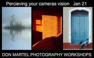 A FREE two hour workshop for all levels of photography!