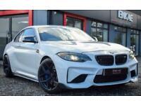 2016 BMW M2 3.0 M2 2D 365 BHP