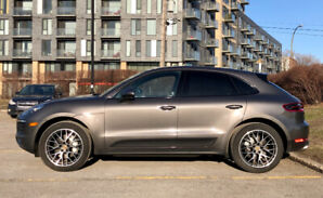 2015 Porsche Macan S VUS - fully loaded!