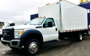2012 FORD F-550 XL *IMPECCABLE*MONTE CHARGE*