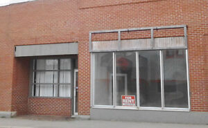 Several Ground level Commercial Office/Retail spaces for lease