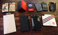 iPhone 6+ and iPhone 5 cases (fits all iPhone 5s)