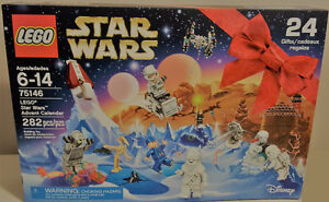 Brand New 2016 LEGO Star Wars Advent Calendar