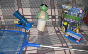 A Few Pool Accessories and Chemicals Kingston Kingston Area image 2