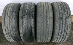 "16"" All season tires"