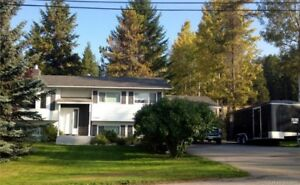 Nice 5 Bedroom, 2 Bathroom House In Golden, BC For Rent, July 15th