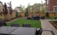 LANDSCAPING- Premium Sod installation- Starting @ $1sqft