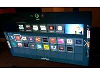 Samsung 50 inch supper slimline 3D smart led tv