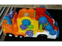 Vtech Toot Toot Car Carrier