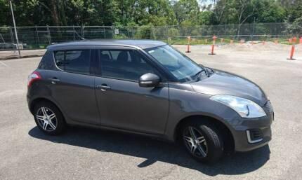 Suzuki Swift 2014 Everton Park Brisbane North West Preview