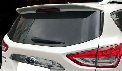 FORD ESCAPE SPOILER PAINTED Lifetime Warranty 3M INSTALL ALL COLORS