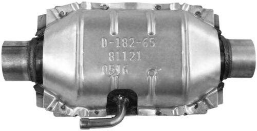 Walker 81656 CalCat OBDII Universal Catalytic Converter