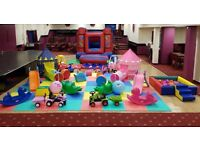 Soft Play, Bouncy Castle Hire, Face Painting, Popcorn/Candyfloss & Mascot Hire. 0790 3639800