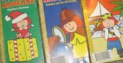 Madeline VHS Lot