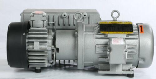 New RC0063.E5Z6.1023 Busch Vacuum Pump Rotary Vane 3HP 230/460V