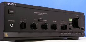 Sony TA-F300 Integrated Stereo Amplifier