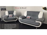 *HOME IS HEART BLACK FRIDAY SALE *MODERN CORNER SOFAS, 3+2 SETS*ARM CHAIRS & FOOT STOOLS*4 COLOURS *