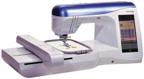 Brother Disney Innov-Is 2800D Sewing Embroidery Machine USB & Cabinet
