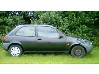 Ford fiesta. Spares