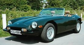 TVR 3000S Convertible
