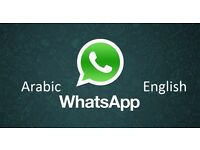 Join our whatsapp group for English speakers learning Arabic