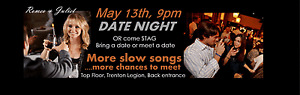 R&J Dance Party! *Date Night* May13th 2017 Belleville Belleville Area image 1