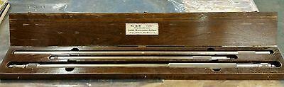 Starrett No. 121-b 32 To 82 Inside Micrometer Caliper