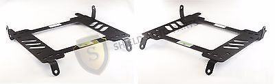 Planted SB003 Driver and Passenger Side Seat Brackets for Acura NSX 1991-2005