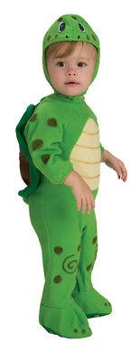 Rub - Halloween Karneval Kinder Kostüm Strampler Schildkröte Gr.2-3 Jahre
