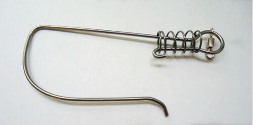 10PCS Fishing tool prevent fish Slip excape Fish lock tool Ring tie Buckle