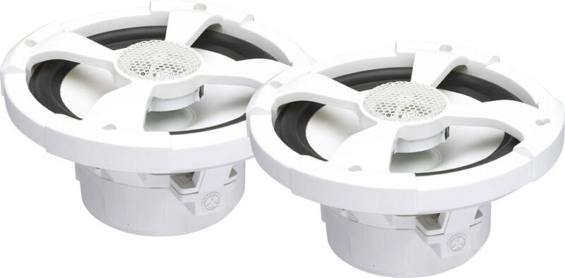 "PowerBass XL-62M 6.5"" Marine RGB Speakers and Remote"