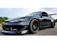 Nissan S15 silvia - Drift/Track/Road 480bhp (500ps) huge spec!