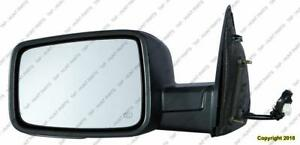 Door Mirror Power Driver Side Heated Signal Puddle Lamp Ptm Dodge Ram 2009-2010