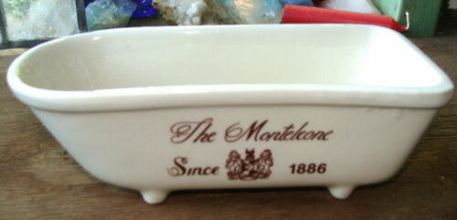 Monteleone Hotel Souvenir Bath Tub, Ceramic SHIPPINGS ON ME
