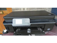 HP Photosmart 5510 InkJet Colour Printer/Scan/Copy/Web/Wireless - repair needed