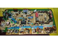 Lego western - toy story - Santa fe train - Town 6395 racing