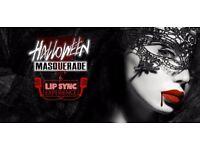 Halloween Masquerade Party - Proud Camden