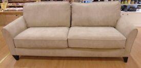 4 Seat Sofa Beige