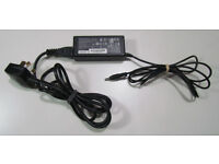 Genuine Compaq 18.5V laptop power supply charger PSU