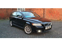 Volvo V50 Se Lux-Edition 1.6 Diesel Estate 2012 Sat-Nav *1 Year Warranty* 68k*Huge Specifications