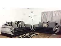 Brand new toni 3+2 seater sofas**Free delivery**