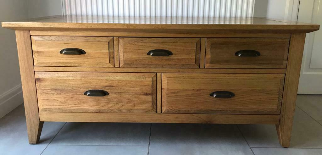 size 40 579b4 2252f Furniture Village Light Oak Draw Sideboard | in Castle Donington,  Derbyshire | Gumtree