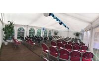 Marquee, Furniture, Generator & Dance Floor Hire London & South East - P&W Marquees