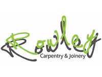 Fully Qualified & Experienced Carpenter Required