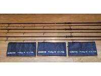 Greys prodigy sx carp rods