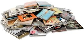 3000 CD's Mixed genres ~ priced to sell ~ £300 ono