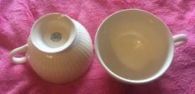 Wedgwood cups