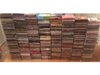 Massive bundle of cds over 400
