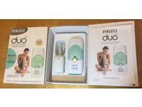 Homedics DUO is an IPL&AFT Dual technology (New)